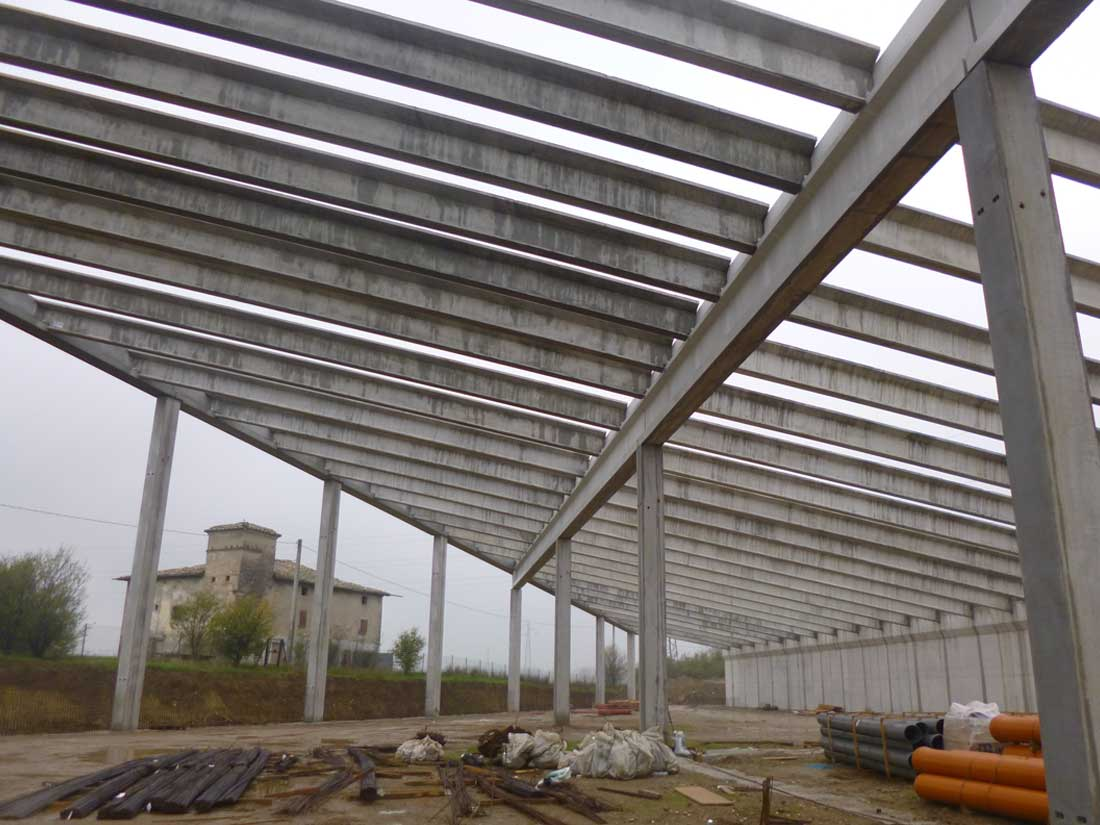 progettazione strutture prefabbricate