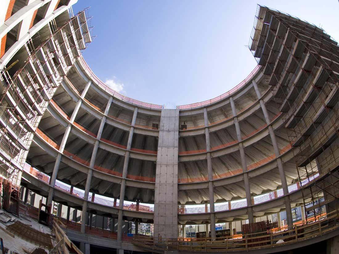 struttura cemento armato progettazione