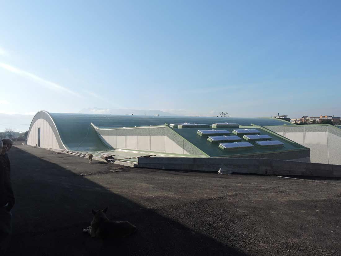 strutture prefabbricate progetti