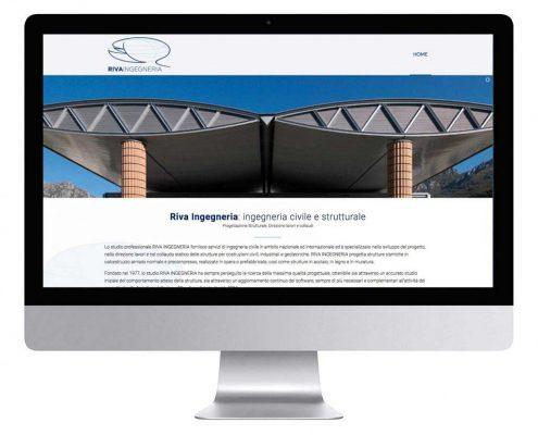 studio riva ingegneria sito online