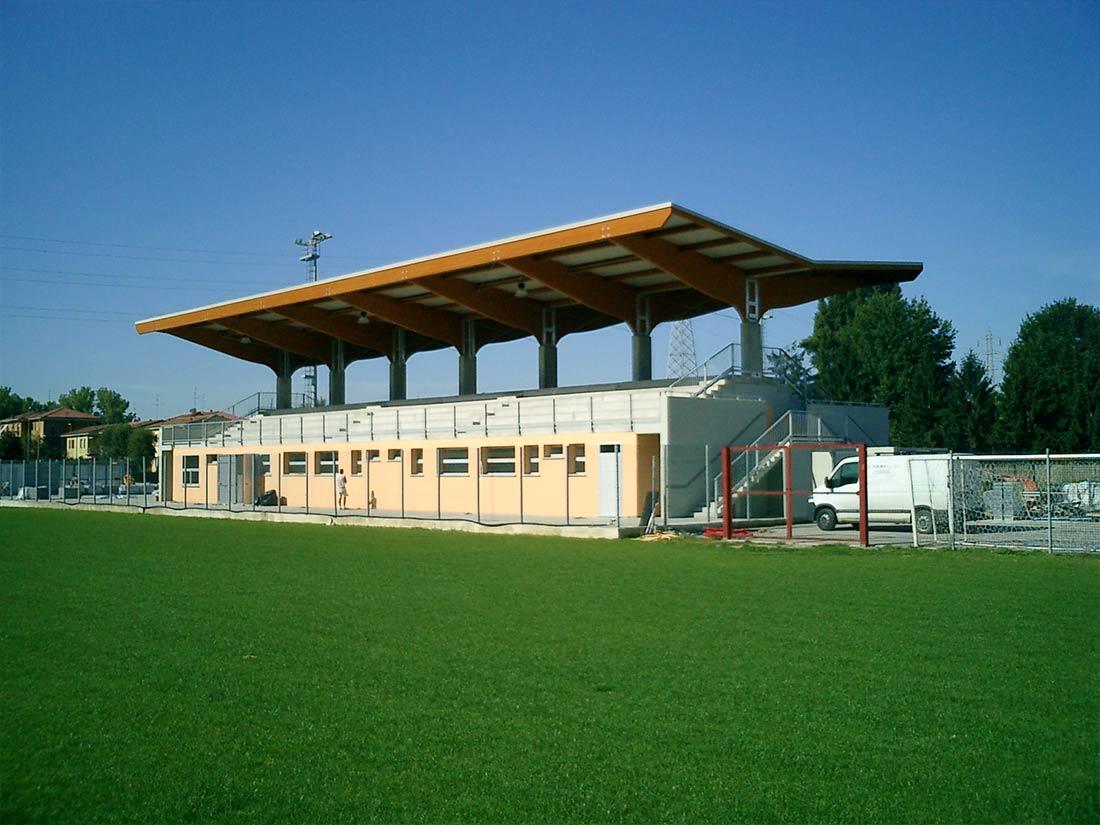 progettazione impianti sportivi