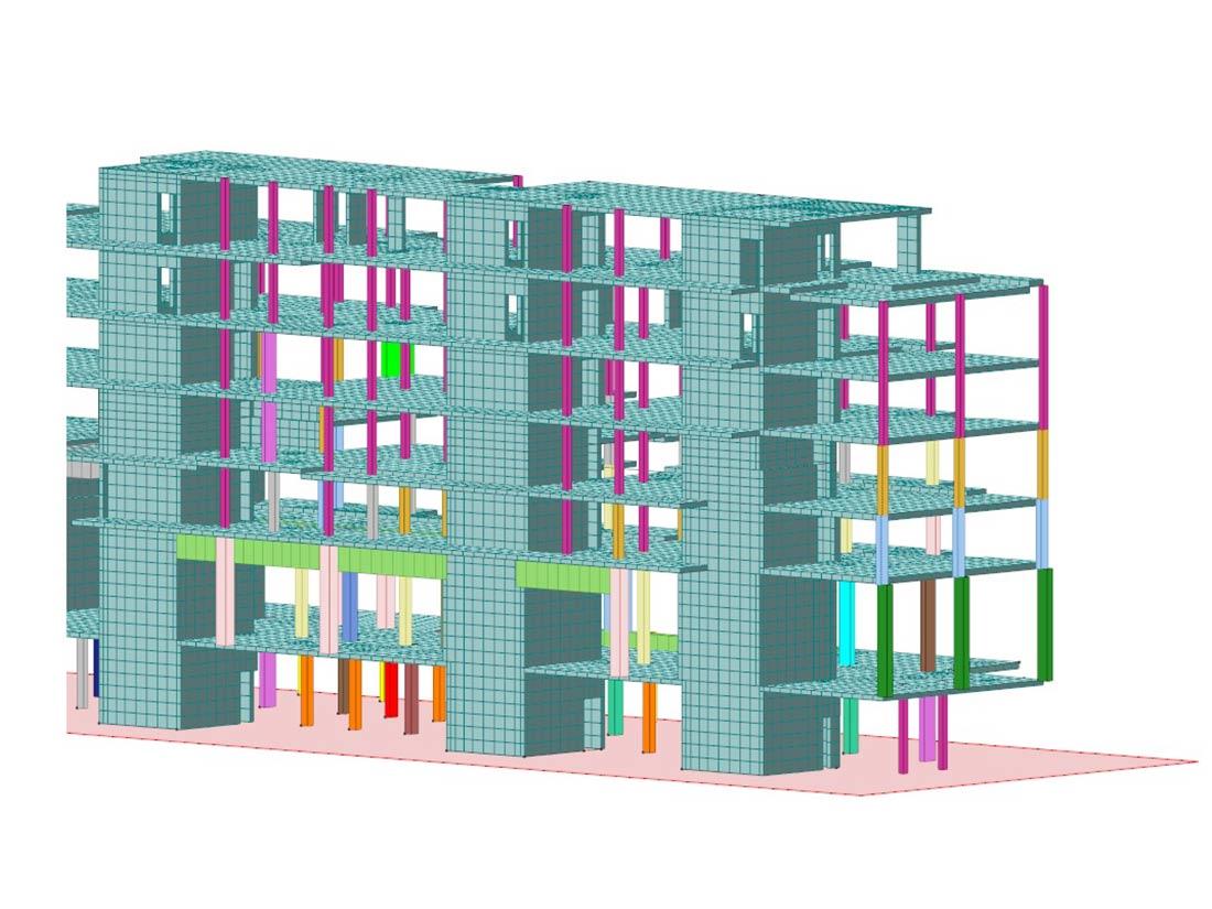 realizzazione calcoli strutturali