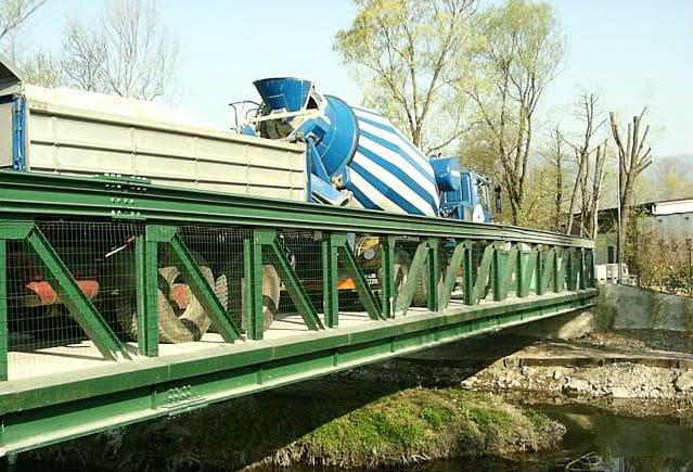 ponte acciaio