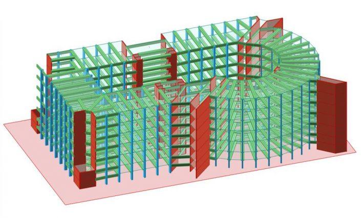 calcoli strutturali FEM